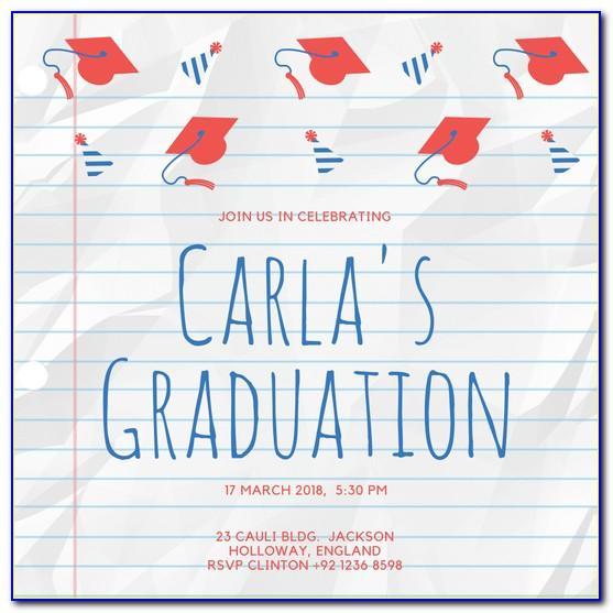 Uf Graduation Announcements