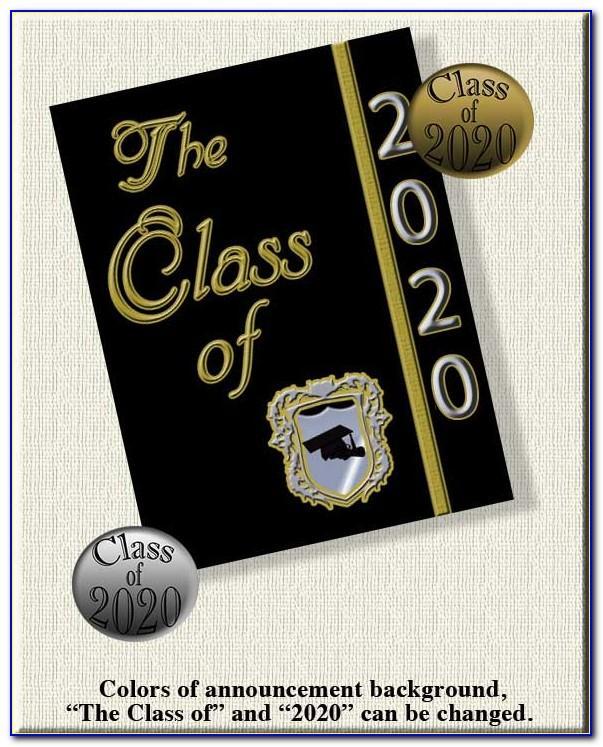 Uic Graduation Announcements
