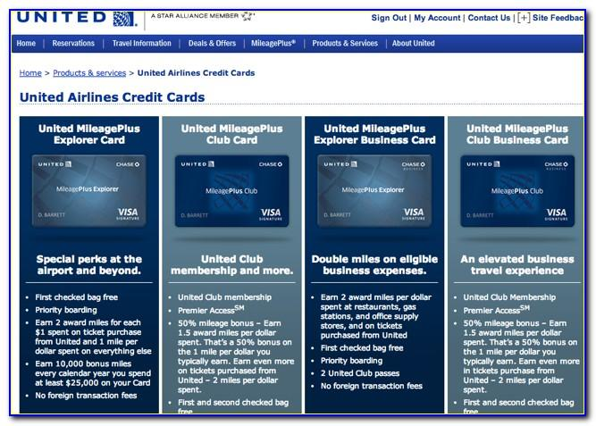 United Club Business Card Offer