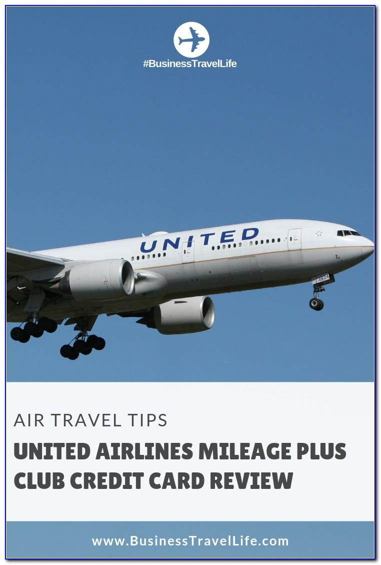 United Mileageplus Business Club Card Review