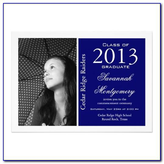 University Of Nebraska Graduation Announcements