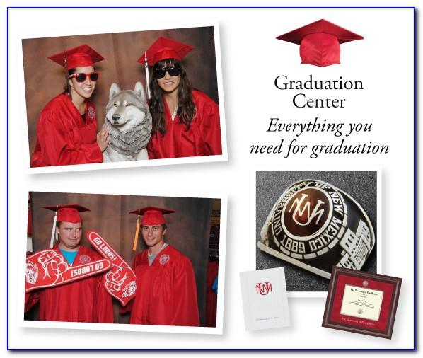 Unm Graduation Announcements