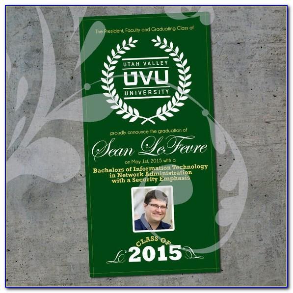 Ut Law Graduation Announcements