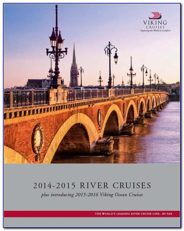 Viking River Cruise Brochure Order