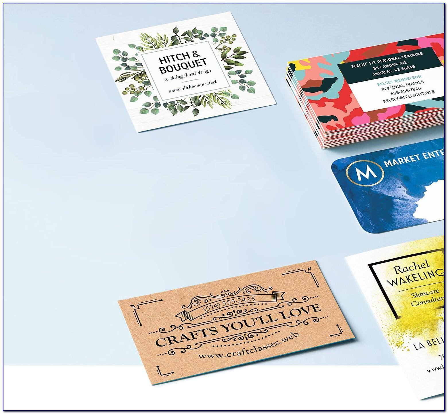 Vistaprint 500 Business Cards For $10