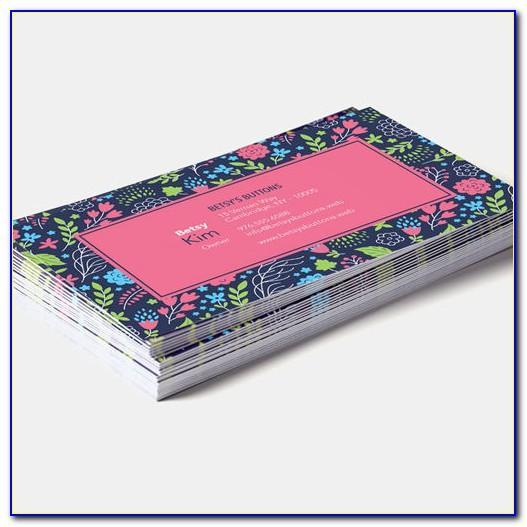 Vistaprint 500 Business Cards For 999