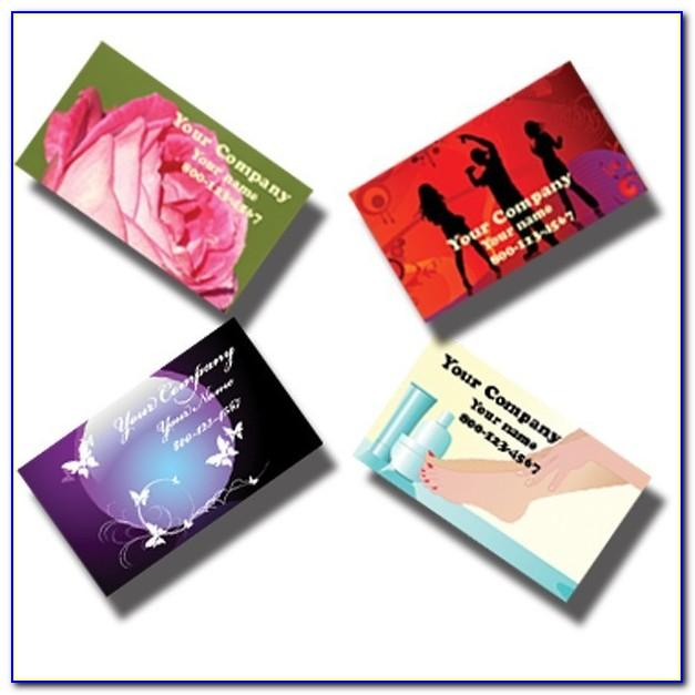 Vistaprint 999 Business Cards