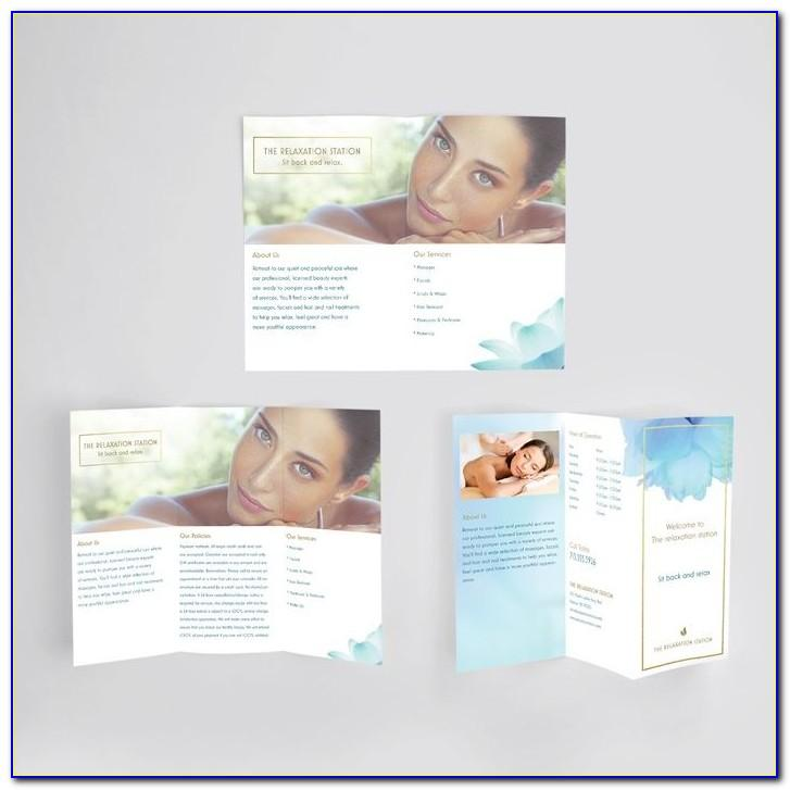 Vistaprint Brochure Template Download