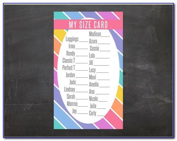 Vistaprint Business Card Size Australia