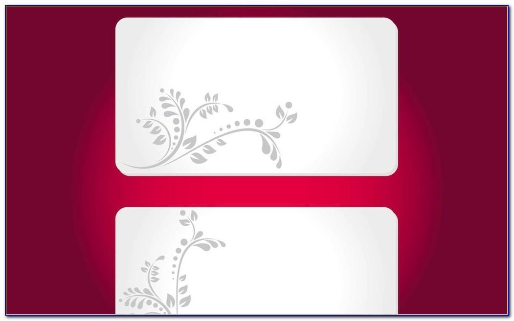 Vistaprint Business Card Weight