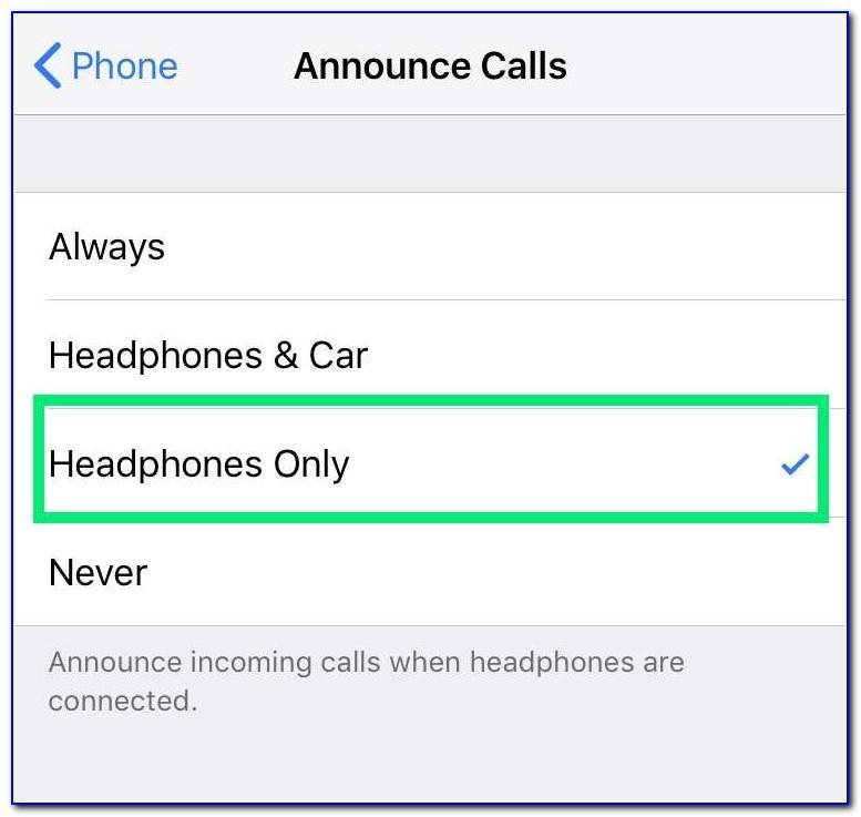 Voice Announce Caller Id Phones