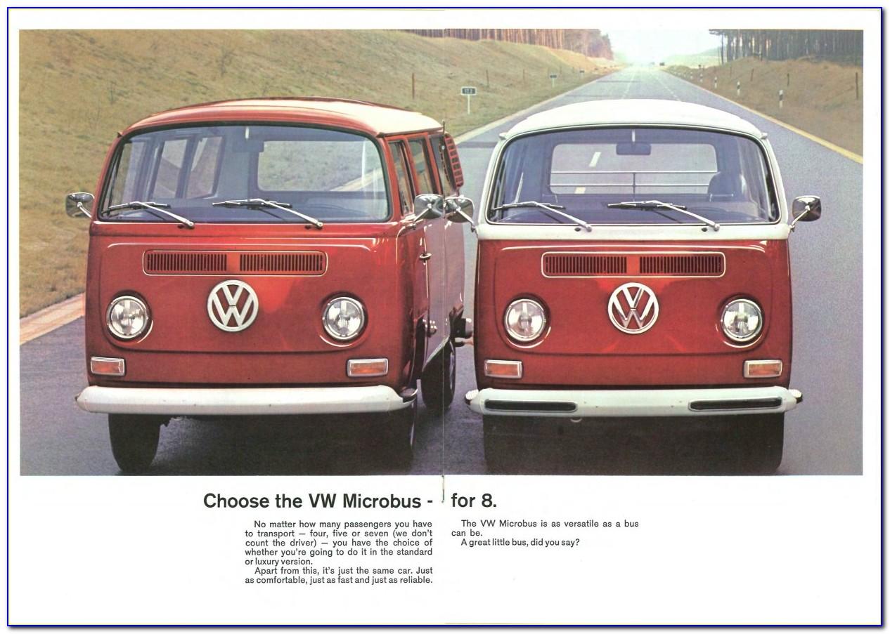 Volkswagen Brochure Pdf
