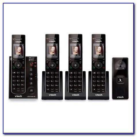 Vtech Voice Announce Caller Id