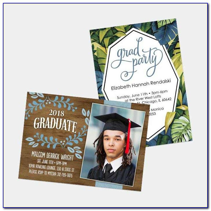 Walgreens Photo Grad Invites