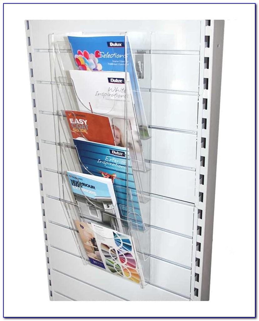 Wall Mounted Brochure Holders Amazon