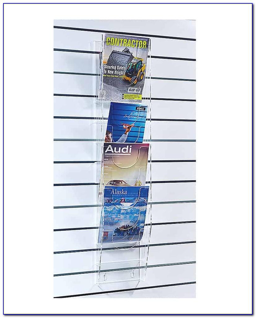 Wall Mounted Brochure Holders Nz