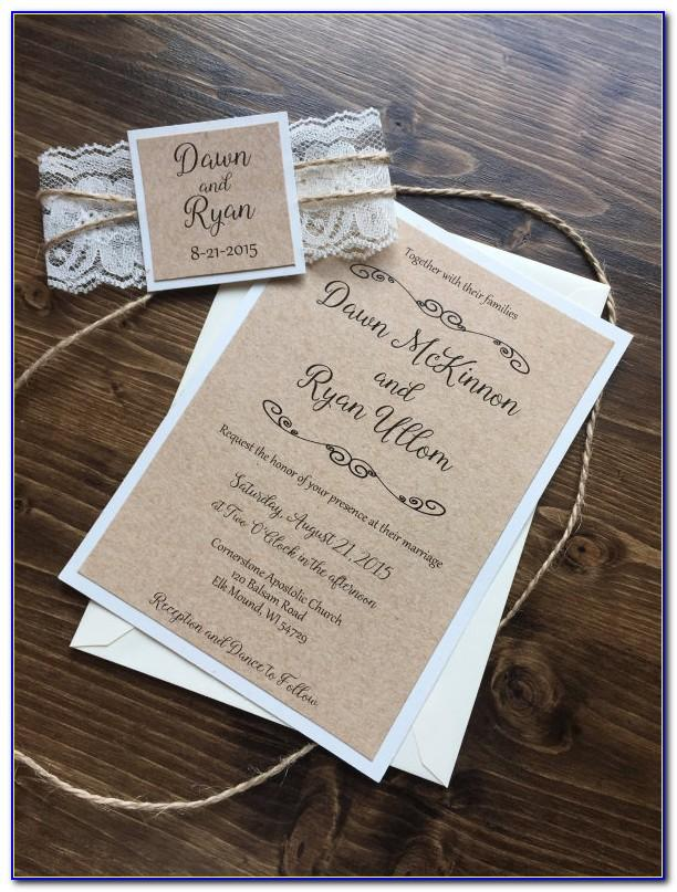 Wedding Announcement Wording For Uninvited Guests
