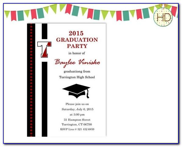 Western Washington University Graduation Announcements