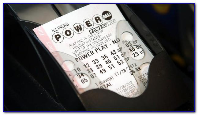 What Time Are The Powerball Numbers Announced Today