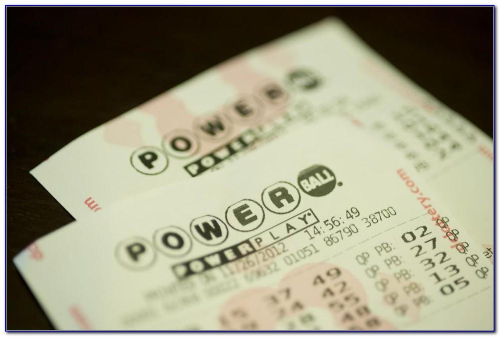 What Time Are The Powerball Numbers Announced