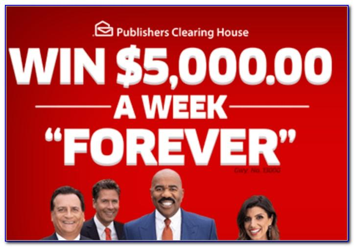 What Time Is Pch Winner Announced