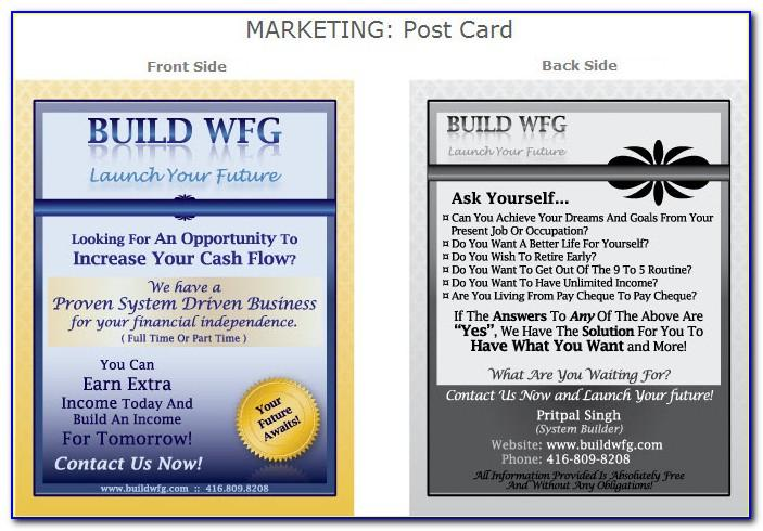 What To Put On Yoga Business Card