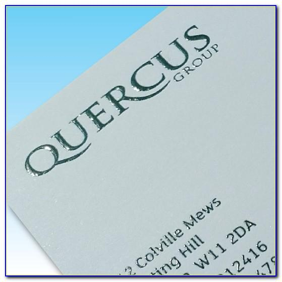 Wholesale Thermography Business Cards