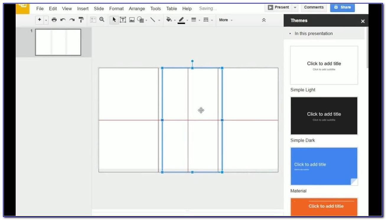 Word Document Tri Fold Brochure Template
