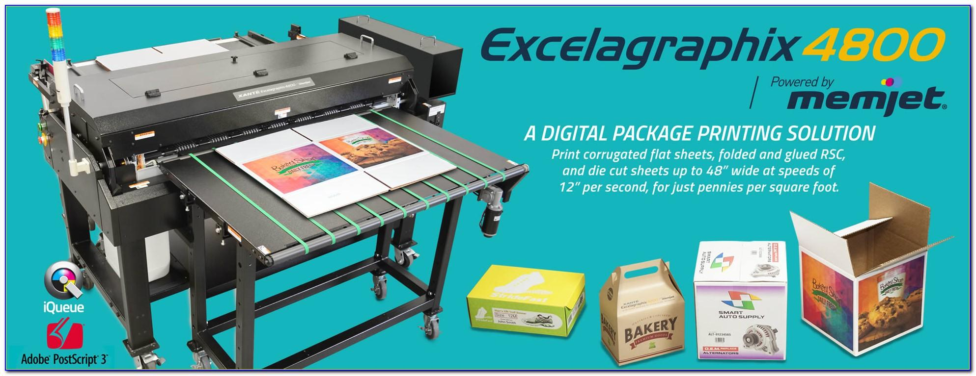 Xante Impressia Envelope Printer Brochure