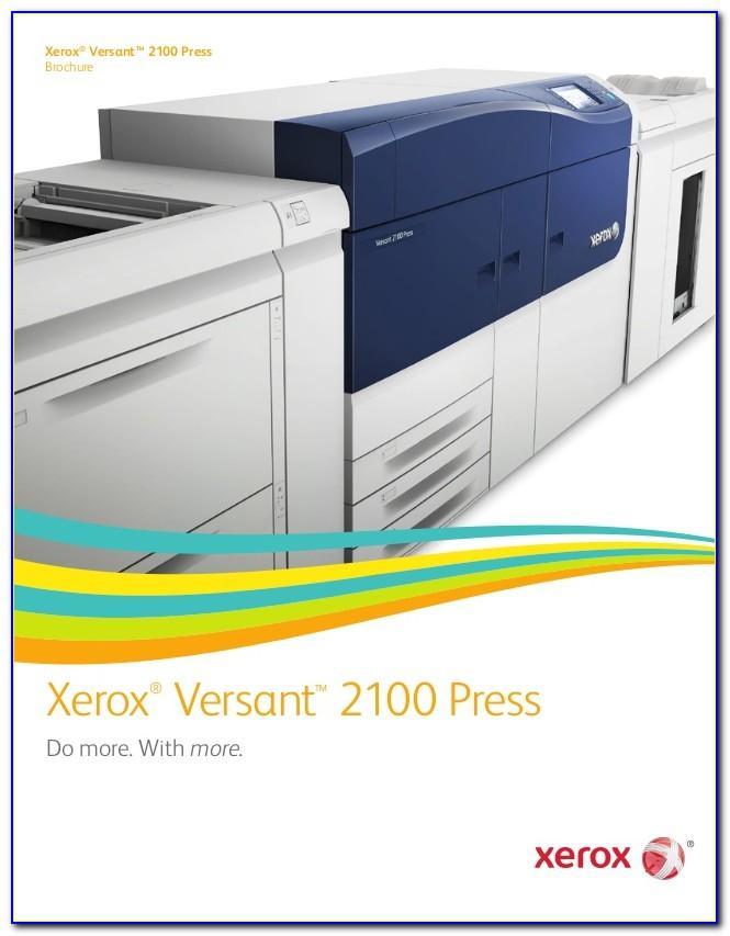 Xerox 2100 Brochure