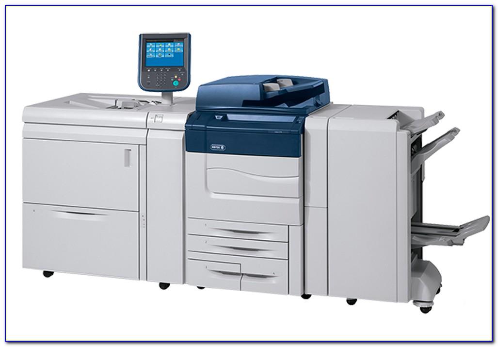 Xerox Color C75 Press Brochure