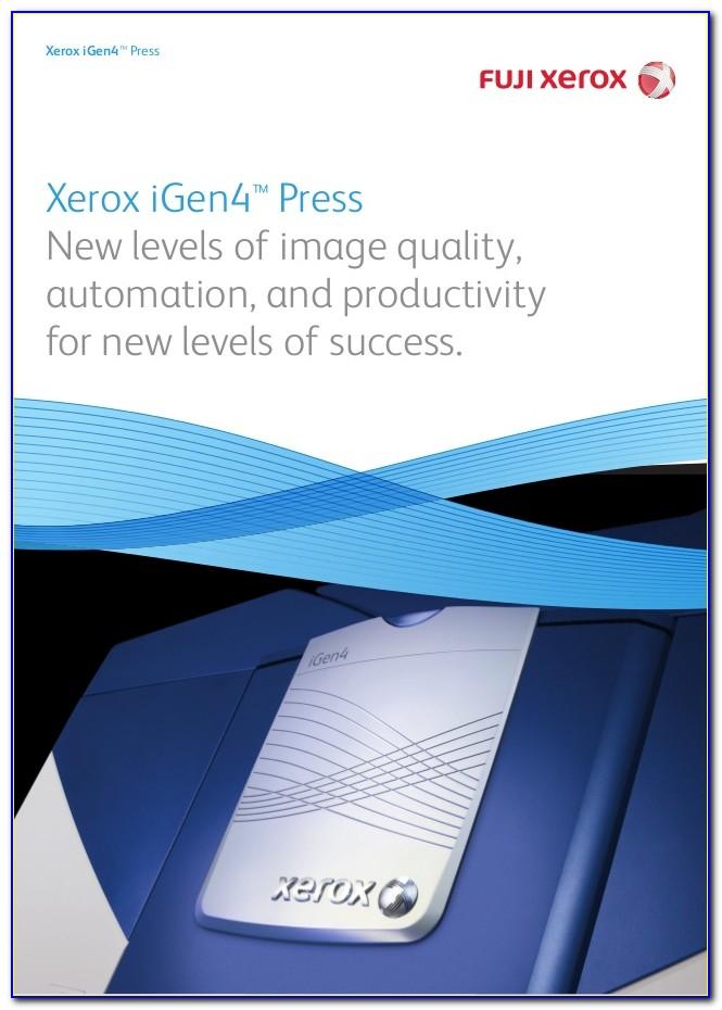 Xerox D125 Specifications