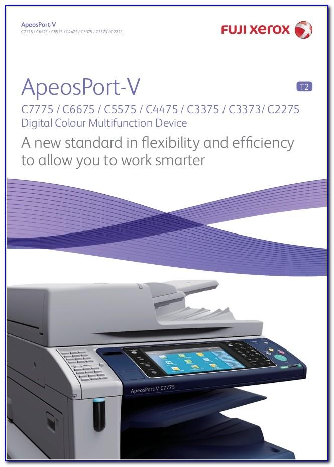Xerox D95 Brochure Pdf
