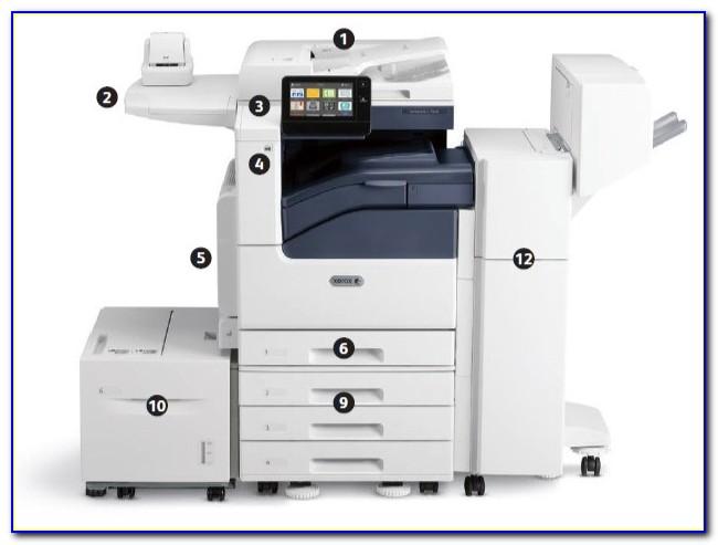 Xerox Versalink C7030 Brochure