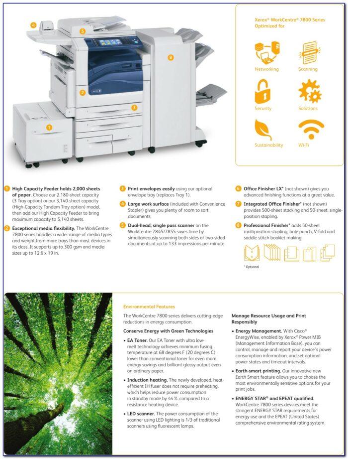 Xerox Wc 7835 Manual