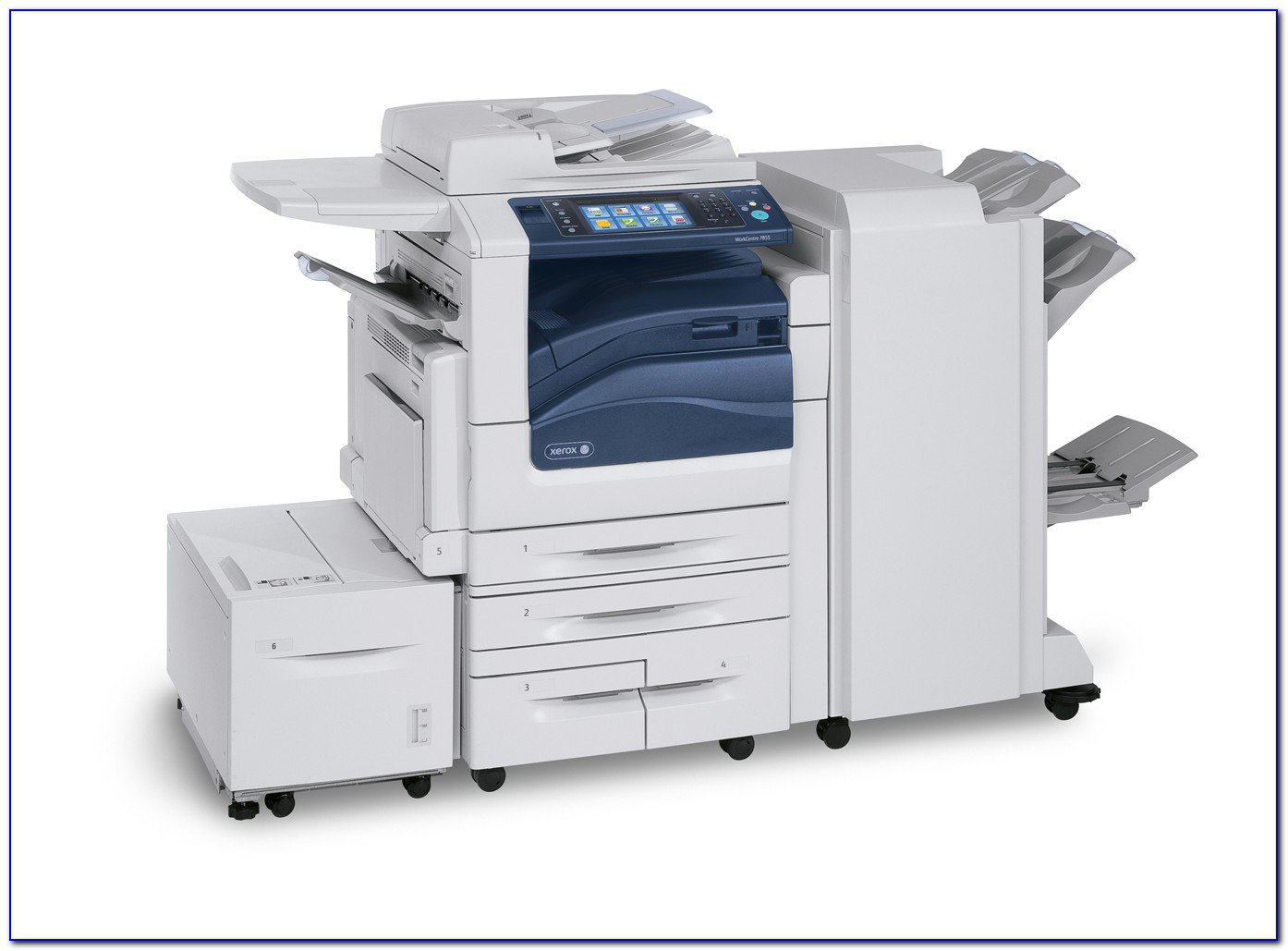 Xerox Wc 7835 Specifications
