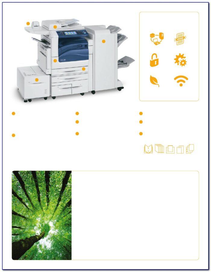 Xerox Workcentre 7835 Brochure