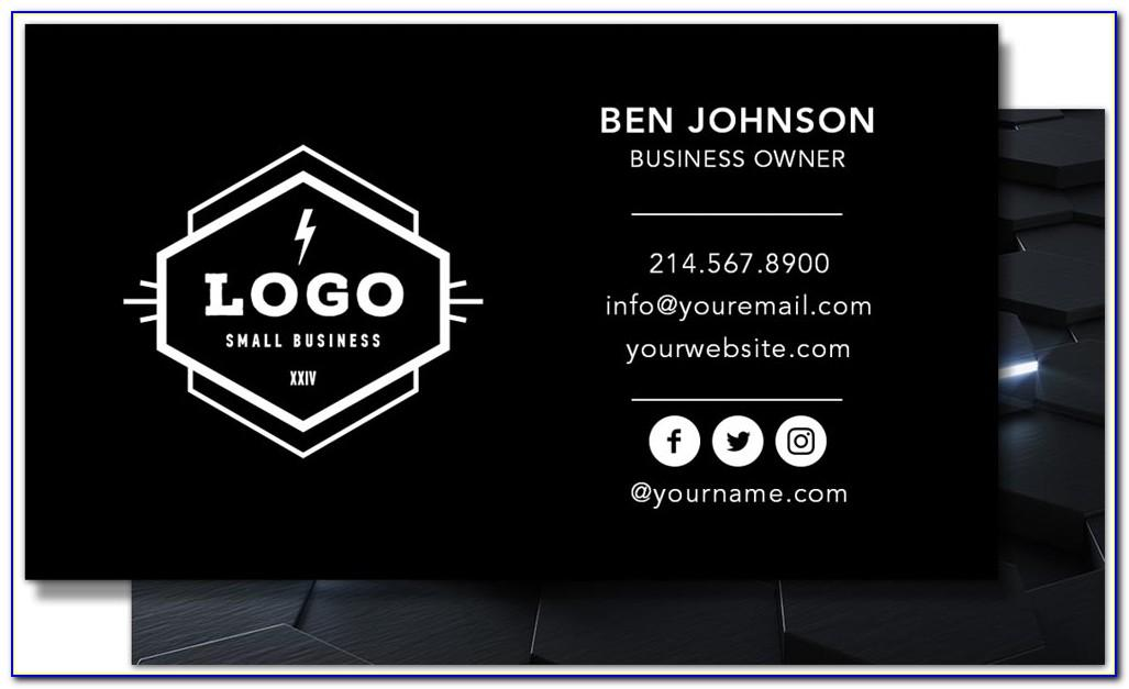 123 Print Business Cards