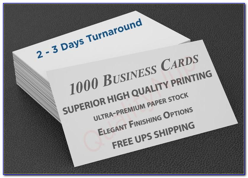 2 Sided Business Cards Staples