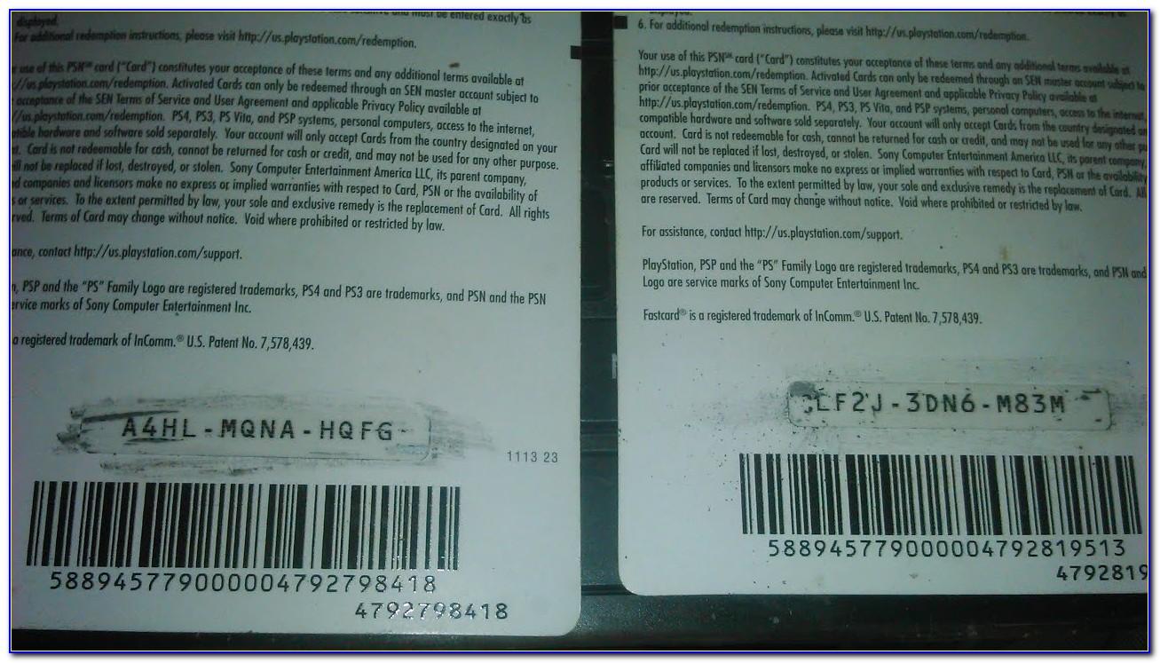50 Psn Card Code Free