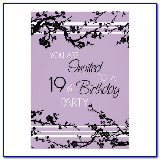 50th Birthday Place Card Ideas