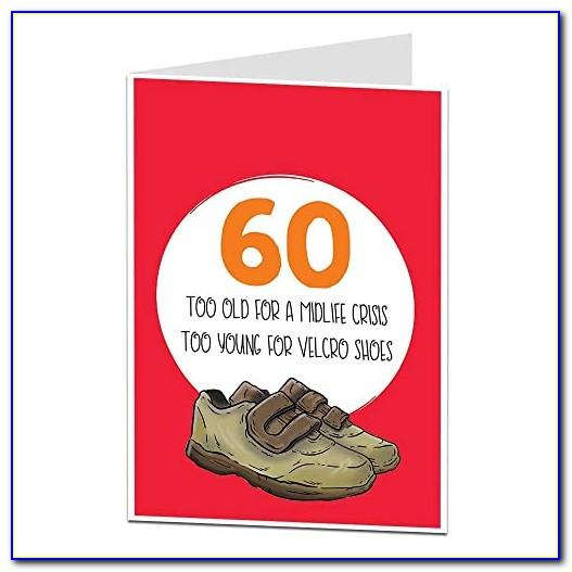 60th Birthday Card Messages For Husband