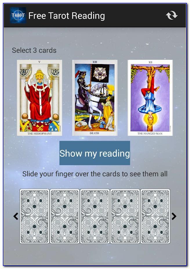 7 Card Tarot Reading Free