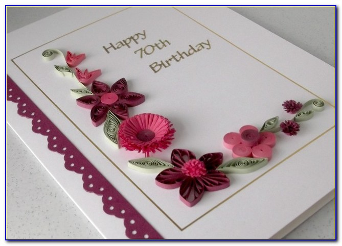 70th Birthday Funny Cards