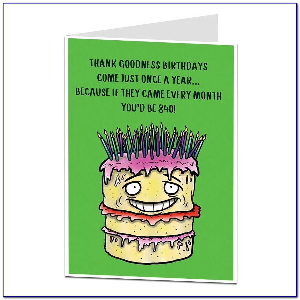 70th Birthday Greeting Ecards