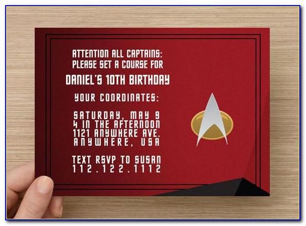 Amazon Star Trek Birthday Cards