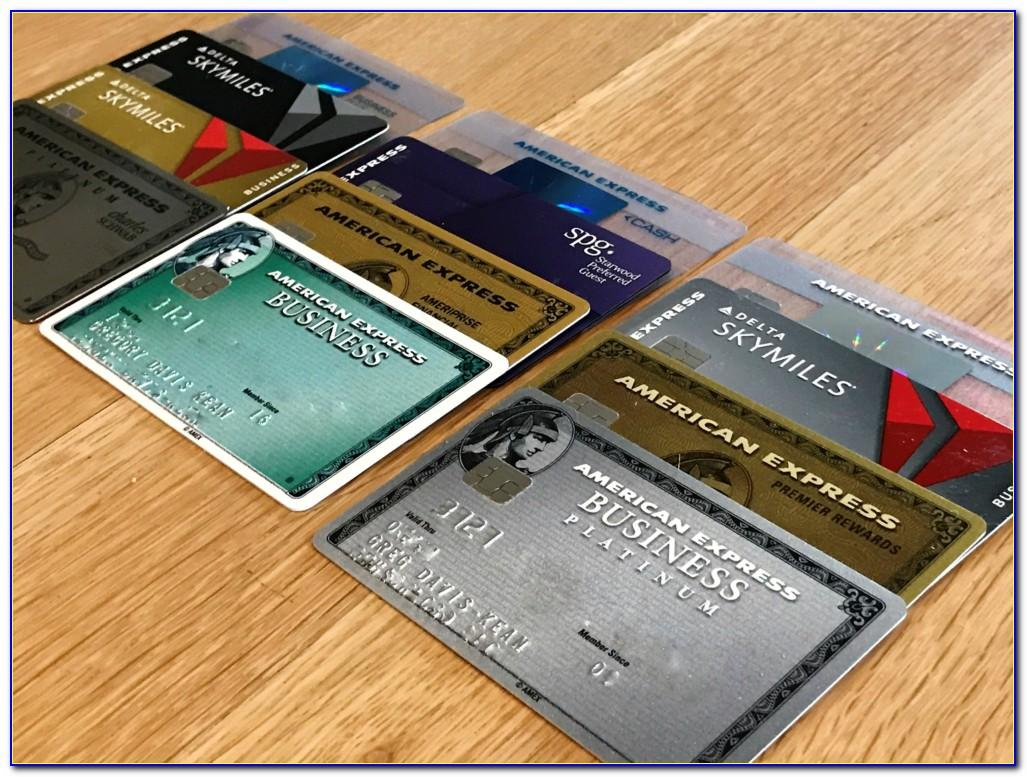 American Express Business Blue Card