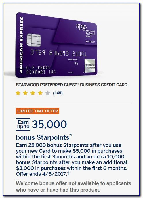 American Express Business Gold Card Points
