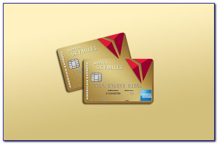 American Express Delta Gold Card Free Bag