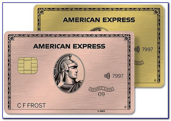 Amex Gold Business Charge Card
